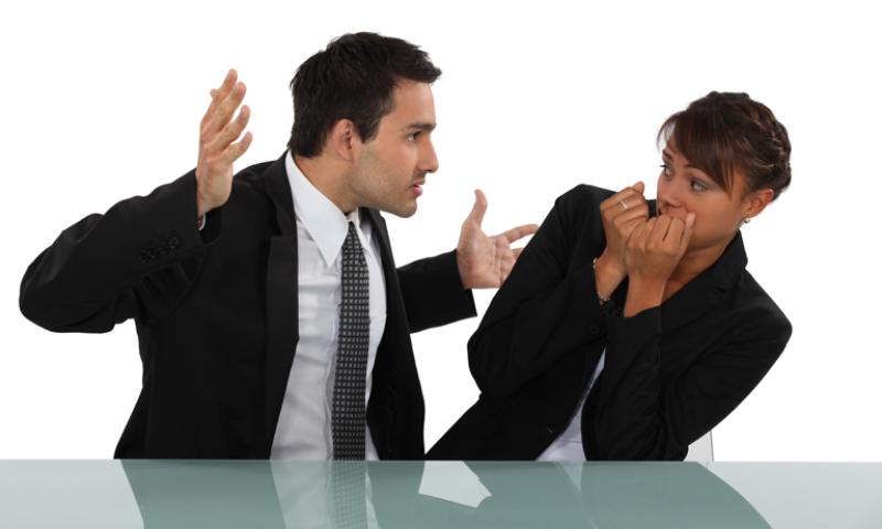 El delito de acoso laboral