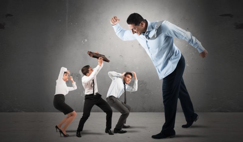 Los costes del acoso laboral