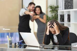 Tipos de acoso laboral según el objetivo