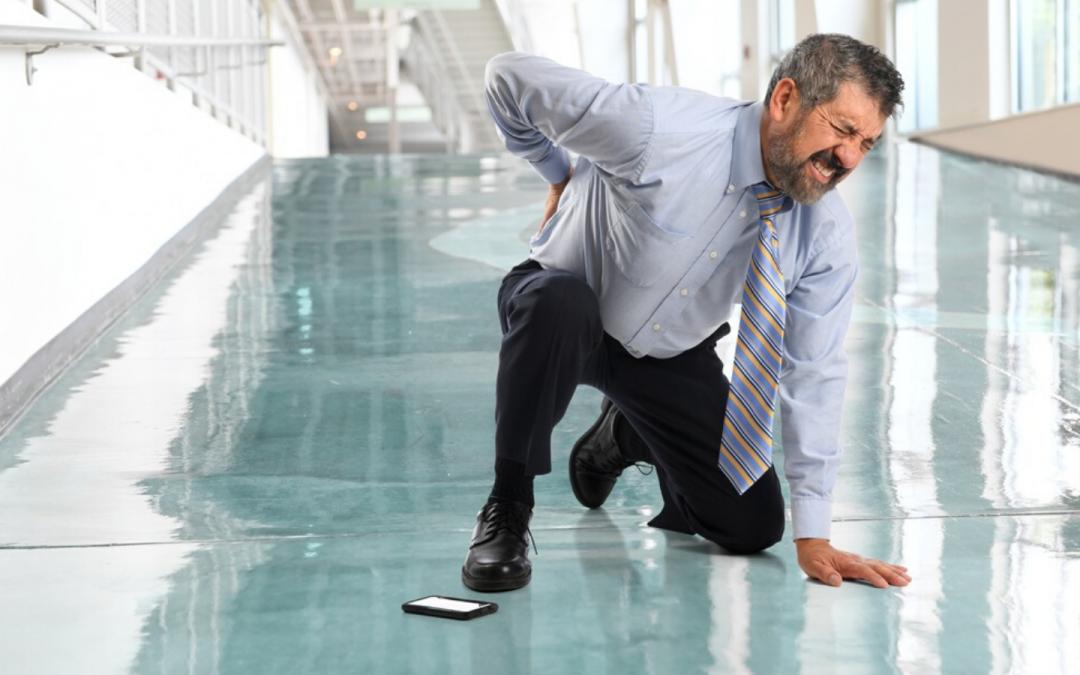 Accidente laboral, ¿qué puedo reclamar?