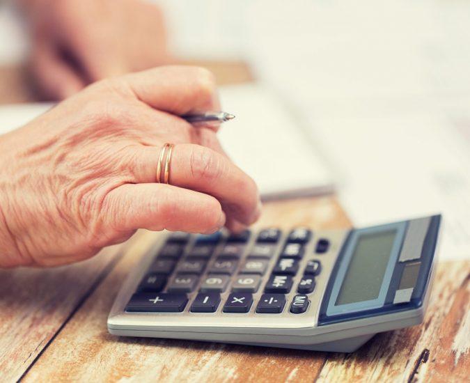 Calcular la pensión por Incapacidad Permanente